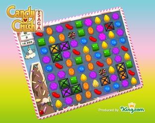 Candy Crush Saga Web