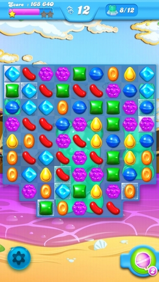 Candy Crush Jelly Saga brings a whole lot of new Candies in the game. The storyline of this game is interesting enough. You will be playing the boss battles against the Jelly Queen, who's a new wiggling jiggling player in the town.