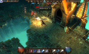 Test Drakensang Online Web - Screenshot 13