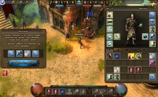 Test Drakensang Online Web - Screenshot 14