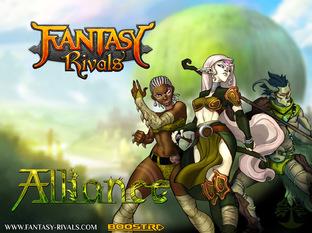 La bêta fermée de Fantasy Rivals lancé