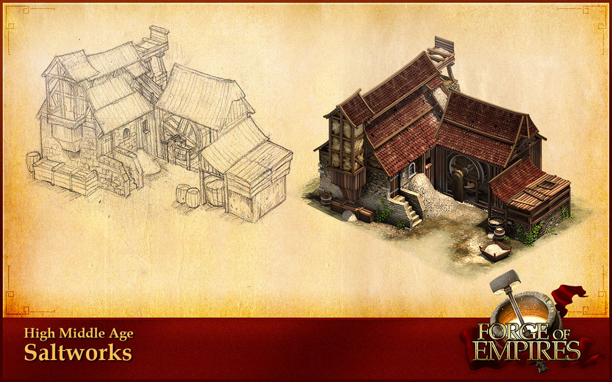 Images Forge of Empires Web - 8