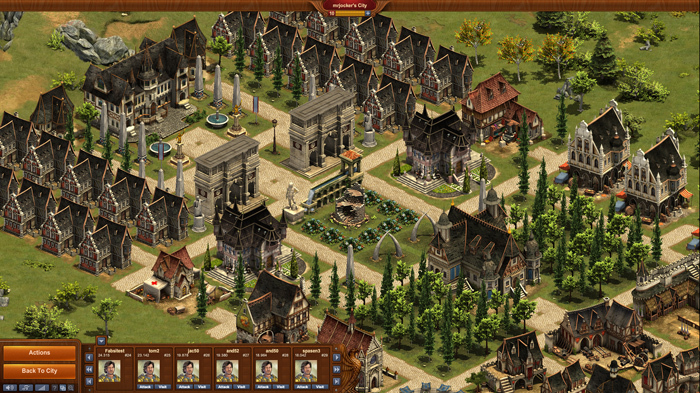 Images Forge of Empires Web - 17
