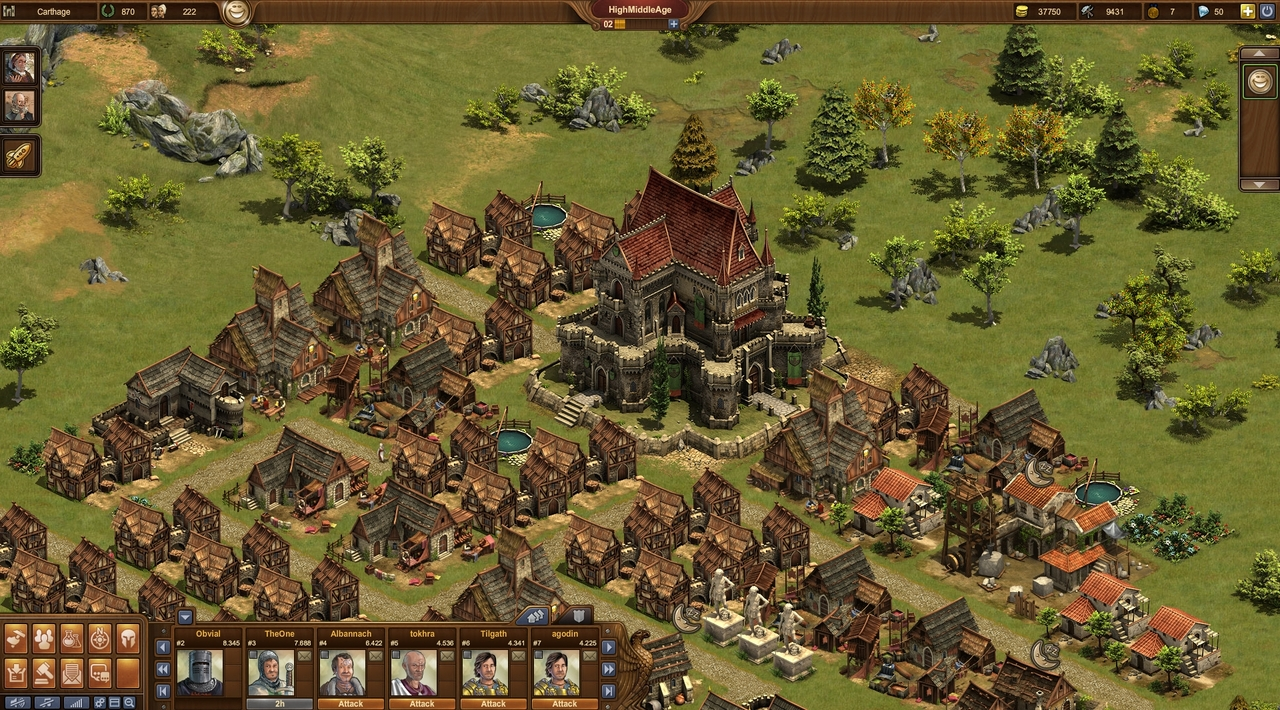 Images Forge of Empires Web - 28