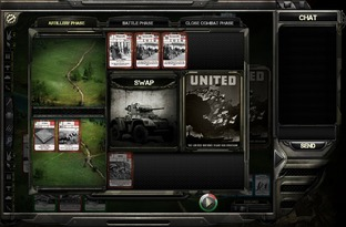 Hearts of Iron : The Card Game Web