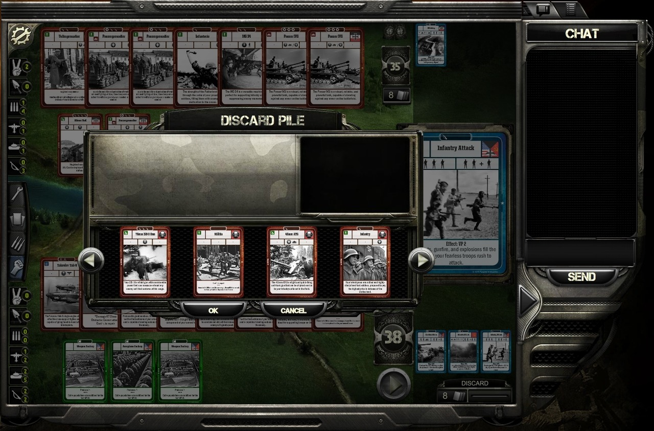 Images Hearts of Iron : The Card Game Web - 23