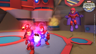 Marvel Super Hero Squad Online : Déjà 4 mi