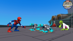 Marvel Super Hero Squad Online Web