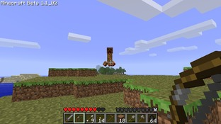 Test Minecraft Web - Screenshot 13