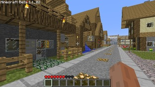 Minecraft casse la barraque en 2012