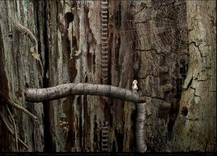 Test Samorost 2 Web - Screenshot 7