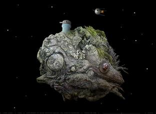 Test Samorost 2 Web - Screenshot 9