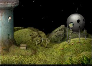 Test Samorost 2 Web - Screenshot 10