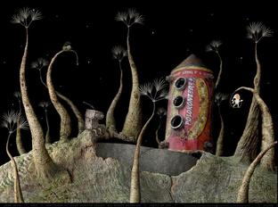 Test Samorost 2 Web - Screenshot 11