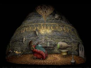 Test Samorost 2 Web - Screenshot 14