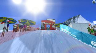 Test Ski Challenge 2013 Web - Screenshot 2