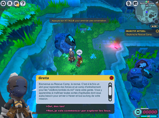 Test Spiral Knights Web - Screenshot 13