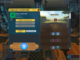 Test Spiral Knights Web - Screenshot 14