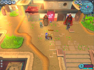 Test Spiral Knights Web - Screenshot 19