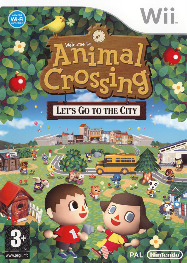 Animal Crossing Lets go to the City Multi 5 fr preview 0
