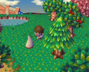 Test Animal Crossing : Let's go to the City Wii - Screenshot 127