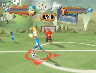 Test Academy of Champions Football Wii - Screenshot 45