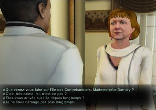Test Agatha Christie : Les Vacances d'Hercule Poirot Wii - Screenshot