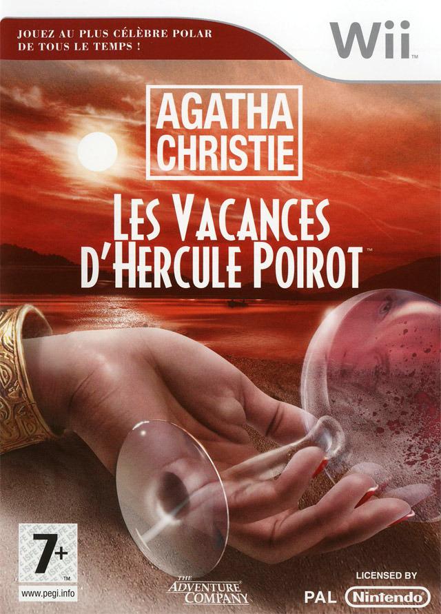 jeuxvideo.com Agatha Christie : Les Vacances d'Hercule Poirot - Wii