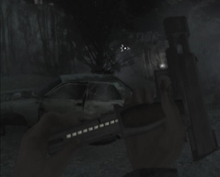 Test Alone in the Dark Wii - Screenshot 32