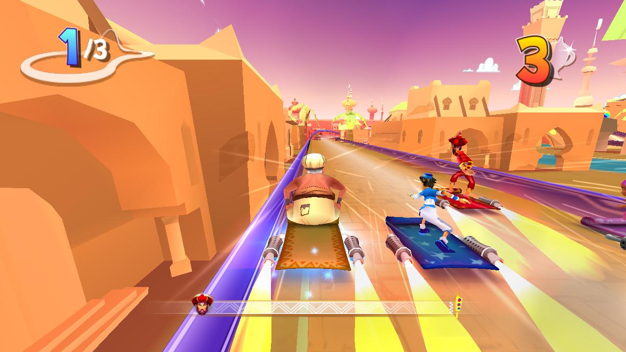 Aladin Magic Racer Wii Pal Multi5