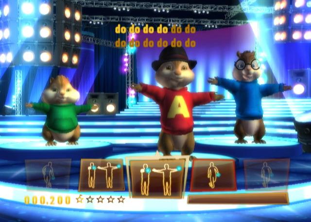 jeuxvideo.com Alvin et les Chipmunks 3 - Wii Image 7 sur 88