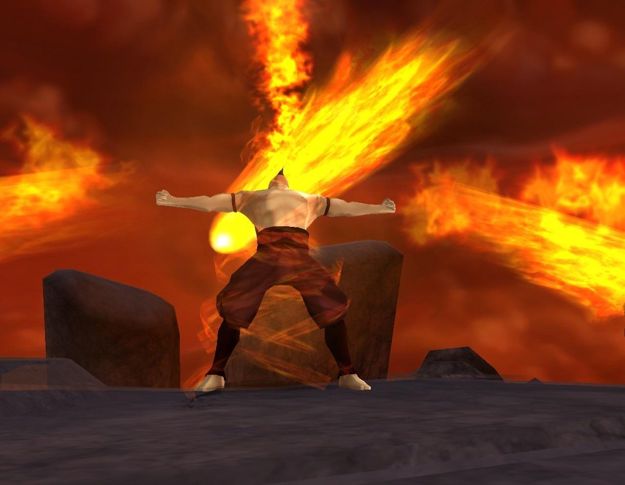 jeuxvideo.com Avatar : Le Dernier Maître de l'Air : Into the Inferno