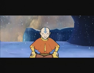 Avatar : Le Dernier Maître de l'Air Wii