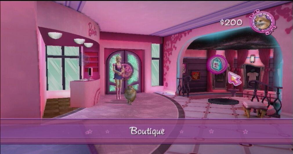 jeuxvideo.com Barbie et le Salon de Beauté des Chiens - Wii Image 10