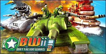 BWii : Battalion Wars 2