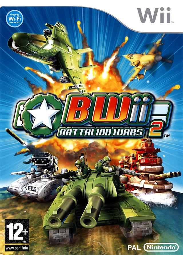 BWii : Battalion Wars 2 [PAL|MULTI5] (SCRUBBED) [MULTI]