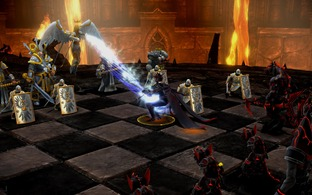 Battle vs Chess Wii