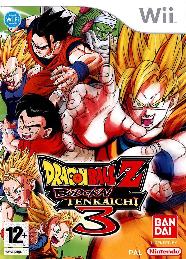 [MU]Dragon Ball Z : Budokai Tenkaichi 3[PAL]