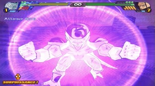 Test Dragon Ball Z : Budokai Tenkaichi 3 Wii - Screenshot 126