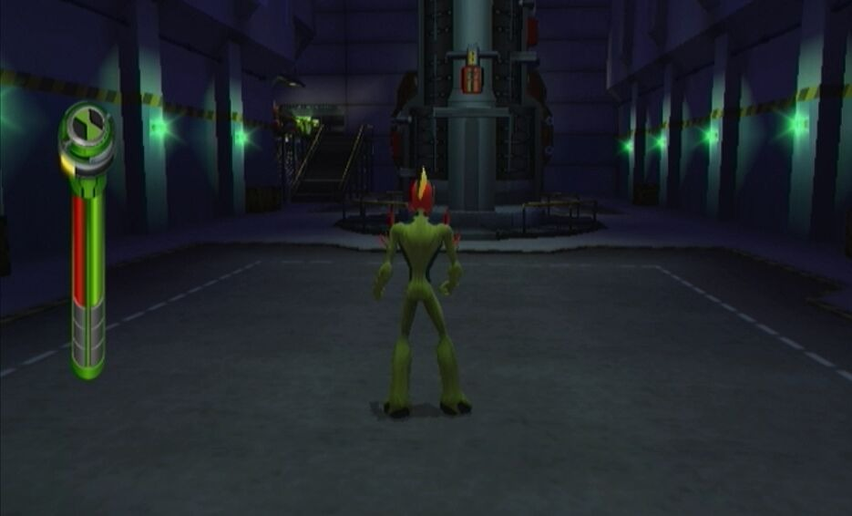 Images Ben 10 : Alien Force : Vilgax Attacks Wii - 26