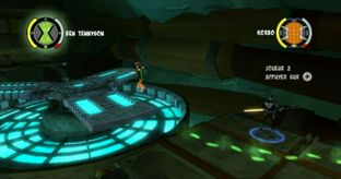 Test Ben 10 Omniverse Wii - Screenshot 1
