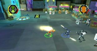 Test Ben 10 Omniverse Wii - Screenshot 2