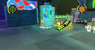 Test Ben 10 Omniverse Wii - Screenshot 4