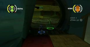 Test Ben 10 Omniverse Wii - Screenshot 6