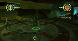 Test Ben 10 Omniverse Wii - Screenshot 7