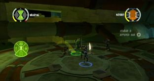 Test Ben 10 Omniverse Wii - Screenshot 8