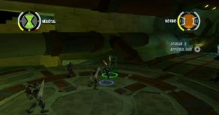 Test Ben 10 Omniverse Wii - Screenshot 9