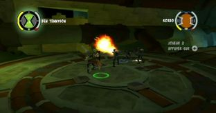 Test Ben 10 Omniverse Wii - Screenshot 11
