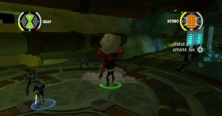 Test Ben 10 Omniverse Wii - Screenshot 13