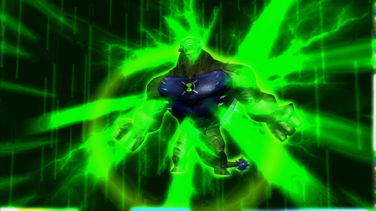 jeuxvideo.com Ben 10 Ultimate Alien : Cosmic Destruction - Wii Image